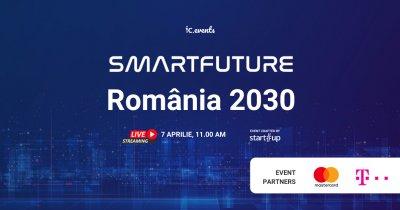 Smart Future, 7 aprilie: cum se schimbă industria cu ajutorul senzorilor