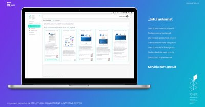 SMIS.ro, platformă gratuită pentru antreprenori - cum implementezi Măsura 2