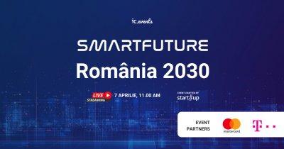 Smart Future, 7 aprilie: cum arată un smart city în România & care este viitorul