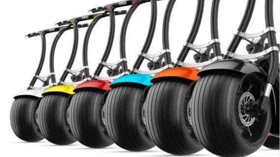 Scooterson caută 740.000 de euro pe Seedblink ca să producă scutere inteligente