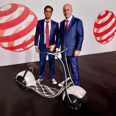 Urban mobilty company Scooterson, aims for 740,000 euros on SeedBlink