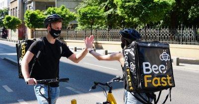 BeeFast, partener Postis pentru livrare ultra-rapidă