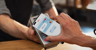 Premieră: Utilizatorii Huawei pot plăti prin NFC folosind aplicația MyEdenred