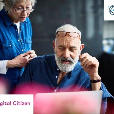Digital Citizen, programul unde bunicii învață să navigheze pe net