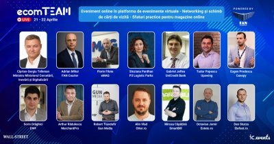 Ultimele zile de înscrieri la ecomTEAM 2021: workshop-uri gratuite de eCommerce
