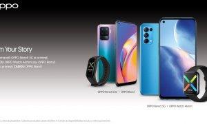 Smartphone-urile din seria OPPO Reno5 intră la vânzare în magazinele din România