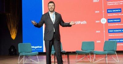 UiPath vizează o evaluare de 26 mld. dolari la listarea pe bursa din New York