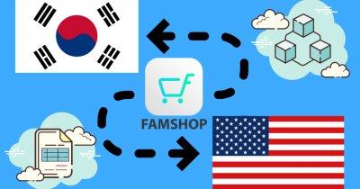 Românii de la FamShop extind platforma de ecommerce în Coreea de Sud și SUA