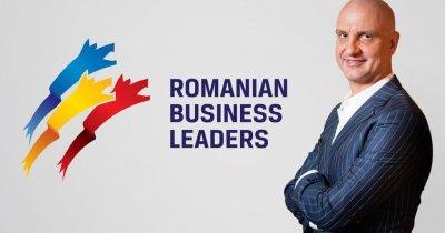 Dragoș Petrescu (City Grill) preia conducerea Romanian Business Leaders