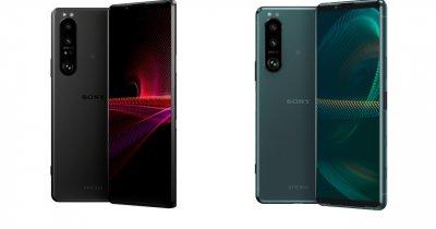 Sony anunță noile telefoane Xperia și aduc trei premiere pe piață