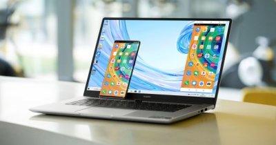 Laptopurile HUAWEI MateBook D14 și D15 primesc procesoare și funcții noi