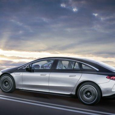 Mercedes EQS: prima limuzină electrică din segmentul luxury
