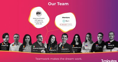 3minutesjob, platforma de joburi pentru tineri lansată în Brașov, în 100 de țări