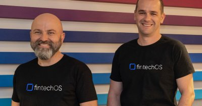 Romanian startup FintechOS raises USD60 million in Series B funding