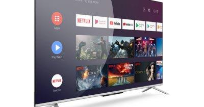 Alllview lansează o nouă gamă de televizoare ce au control vocal