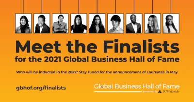 Românul Cornel Amariei, finalist în Global Business Hall of Fame