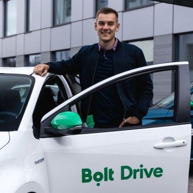 Bolt vrea să intre pe piața de carsharing, cu un serviciu ca Citylink sau Pony