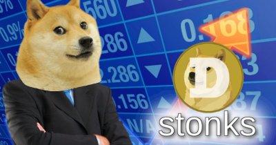 """Dogecoin, disponibil oficial pe platforma eToro: Poți cumpăra """"moneda lui Musk"""""""