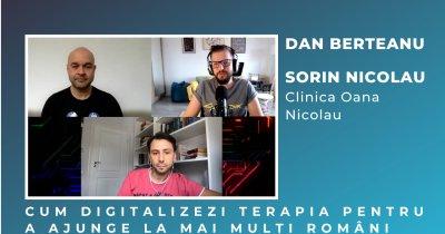 🎥 Digitalizarea psihoterapiei, metoda de a ajunge la cât mai mulți români