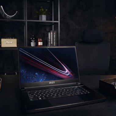 MSI dezvăluie o nouă gamă de laptopuri pentru gaming și creare de conținut