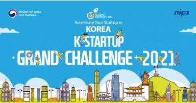 Accelerator în Coreea de Sud: aplică la K-Startup Grand Challenge 2021