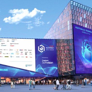 Tech Expo, expoziția de tehnologie și inovații, revine la Bucharest Tech Week
