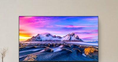 Xiaomi lansează în România TV-urile Mi TV P1 și noi telefoane din seria Mi 11
