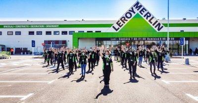 Leroy Merlin deschide cel de-al 19-lea magazin din România, la Târgoviște