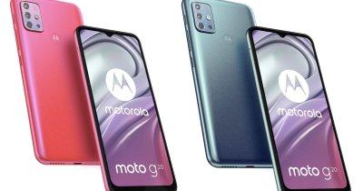 Motorola lansează moto g20, un telefon ieftin pentru pasionații de fotografie