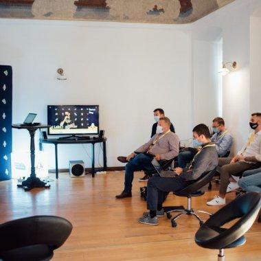 8 startup-uri selectate la Bright Labs Incubator din cadrul Make IT Oradea