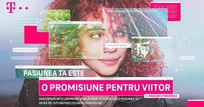 Generația Z: Telekom Futureproof, programul care ajută tinerii pentru viitor
