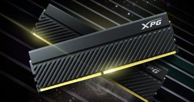 XPG anunță noi module RAM pentru sistemele de gaming