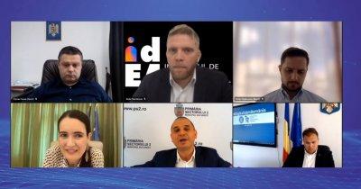 Digitalizarea Bucureștiului: Fiecare funcționar produce 100 de hârtii pe zi