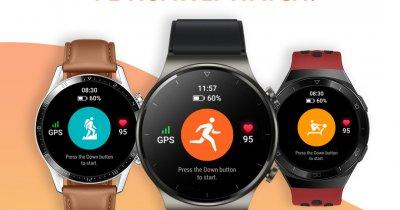 """Cum poți crea noi """"sporturi"""" pentru smartwatch-ul tău HUAWEI"""