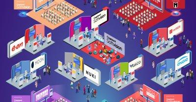 Cum a fost la cea de-a V-a ediție Bucharest Tech Week