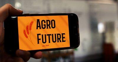 AgroFuture, tinerii care modernizează planificarea comenzilor pentru fermieri