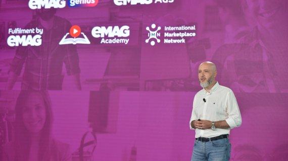 eMAG Marketplace: creștere de 80% și urmează aplicația eMAG Marketplace