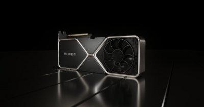 NVIDIA lansează plăcile video GeForce RTX 3080 Ti și 3070 Ti