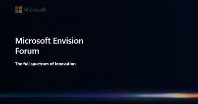 Microsoft Envision Forum 2021: tradiția de a descoperi cele mai noi trenduri în digitalizare