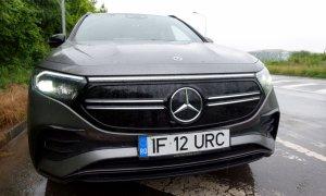 REVIEW Mercedes-Benz EQA - o mașină electrică de familie cu apucături de gadget