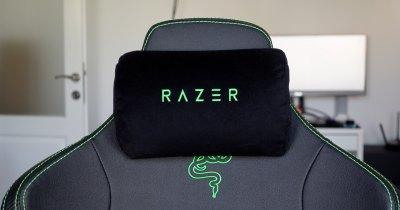 REVIEW Razer Iskur - scaunul care are grijă de spatele tău
