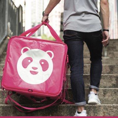 Răspunsul foodpanda la supermarketuri de cartier, pandamart, se extinde în țară