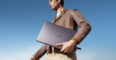 Rabla pentru PC-uri și tablete: Laptop HUAWEI MateBook D15 la preț excelent
