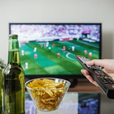 Campionatul European de Fotbal crește vânzările de televizoare cu peste 10%