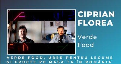 🎥 Verde Food, Uber pentru legume și fructe românești direct pe masa ta