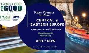 Super Connect For Good: competiție internațională pentru startup-uri