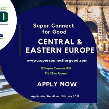 Super Connect for Good - an international competition for startups