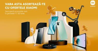 Reduceri la produse Xiaomi: ce poți să cumperi în această lună