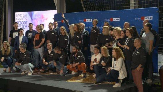 InnovX-BCR Demo Day: startup-urile care au câștigat grupa acceleratorului