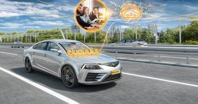 Continental România și Amazon, parteneriat pentru o platformă cloud auto